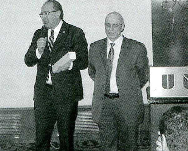 Giovanni Longo e Giampietro Pagnoncelli